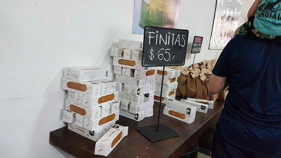 Estancia El Rosario: ventas