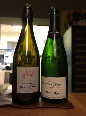 Ristorante FRE - Réva: champagne
