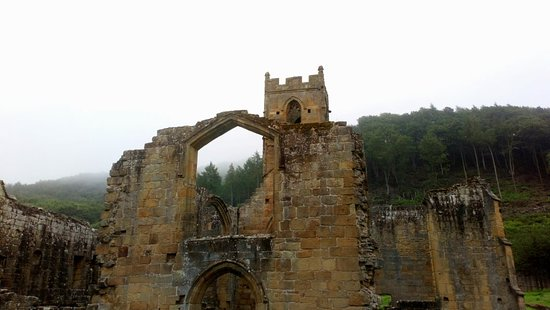 Mount Grace Priory, House and Gardens