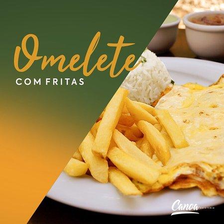O conceito do nome Canoa Cafeteria foi desenvolvido tendo como base o nosso carro chefe: um delicioso pão, em formato de canoa, coberto com requeijão super cremoso.