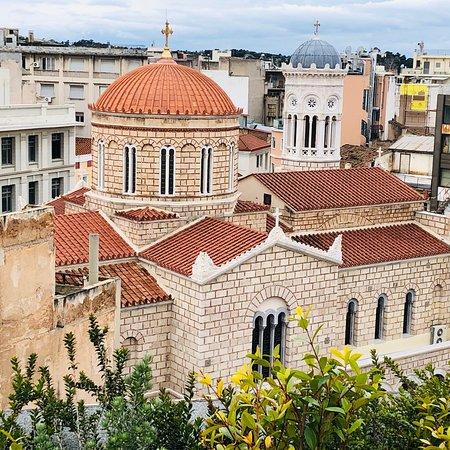 Athens Mansion Luxury Suites, hôtels à Athènes