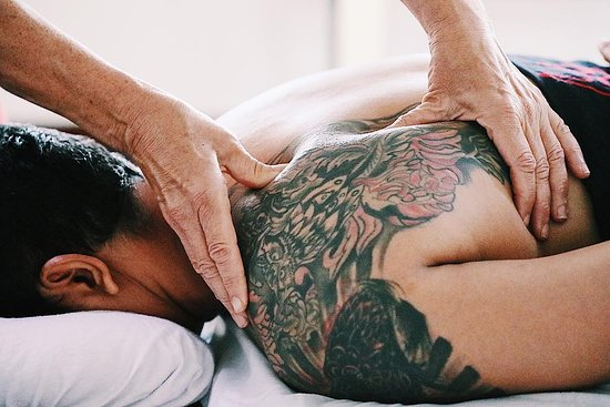Most guests enjoy a focused back massage that will ease tension