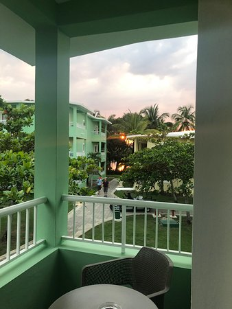 View from my balcony