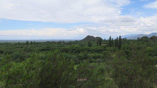 Ruinas de El Shincal: Cerro ceremonial