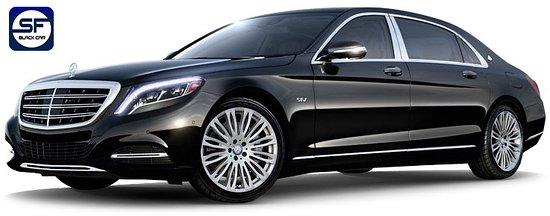 SF Black Car
