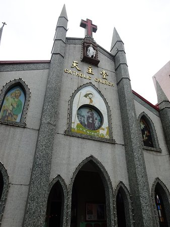 Luodong Holly Mother Church
