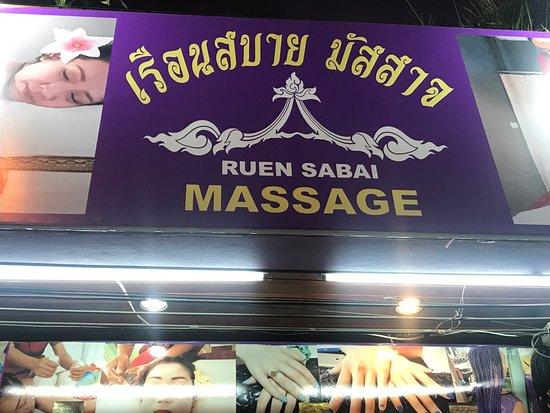 Ruen Sabai Massage