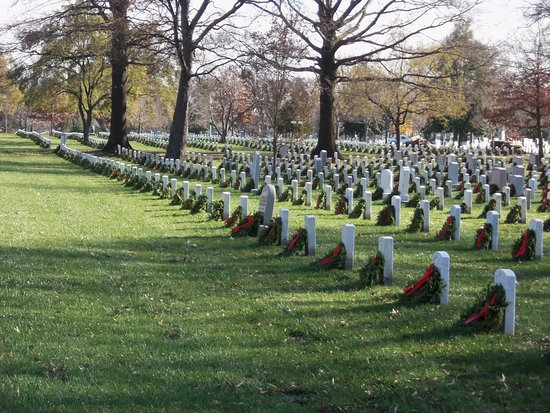 Laying of the Wreaths Arlington National Cemetery Arlington, Virginia