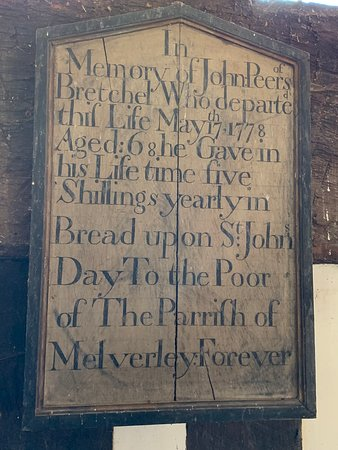 Melverley, UK: A Fascinating Glimpse Into The Past.
