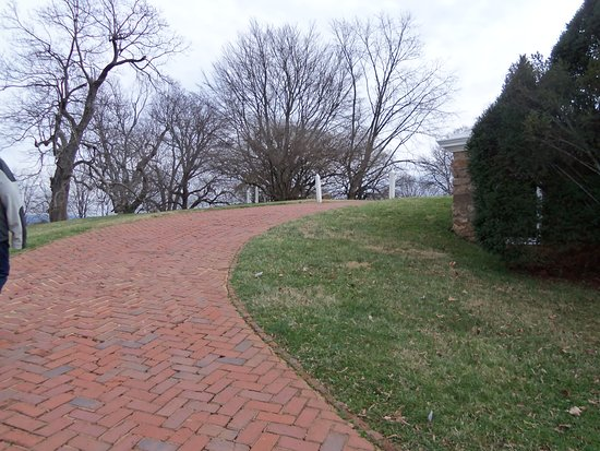 Monticello - Thomas Jefferson home Charlottesville, Virginia