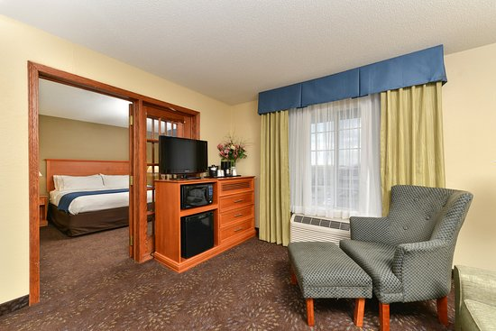 Inver Grove Heights, MN: Guest room