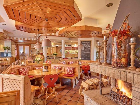"""Hapimag Resort Braunlage: """"Grimbart´s"""" gemütliches Restaurant"""