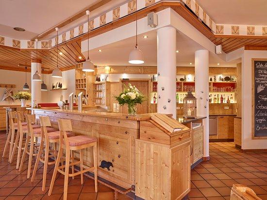 """Bar von """"Grimbart´s"""" gemütlichem Restaurant"""