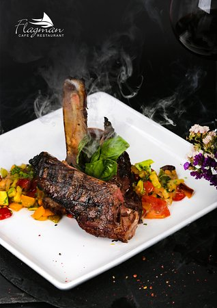 Try our tasty steaks
