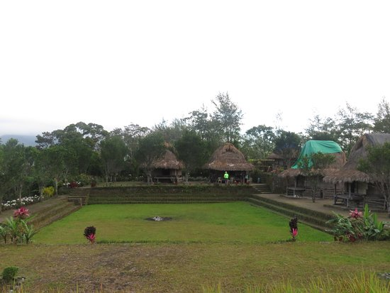 Awechon Cultural Village, Lubuagan, Kalinga Recommended. Place is a top of a hill where you can see Chico river and some part of places of Pasil. The place is cold but warm during the night time especially if you want to have a bonfire...I'd recommend this to those who are looking for fun adventures... The place also have many caves near the area and most of all, to those who are seeking an artist for tattoo, well, Wang-od's just a kilometer away from this place.