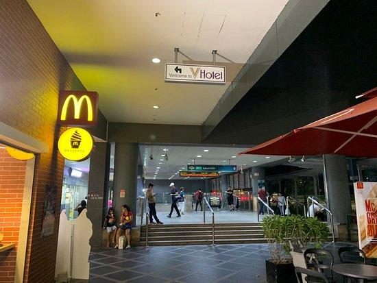 MRT Exit