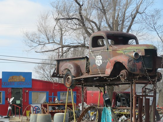 Route 66 Historic District Amarillo 2019 What To Know