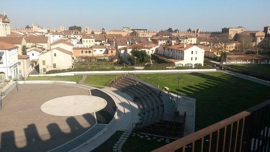 La Cinta Muraria - Camminamento di Ronda: Campo della Marta
