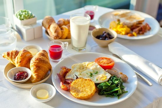 Hotel CLICK Tbilisi: Завтрак в Отеле