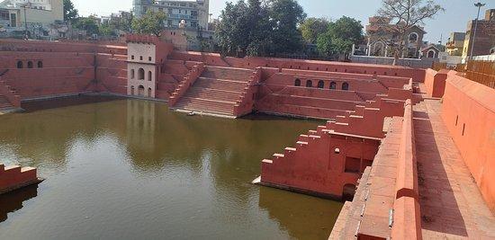 Mathura District, อินเดีย: Lord Krishna birth place,  Janambhomi , Mathura