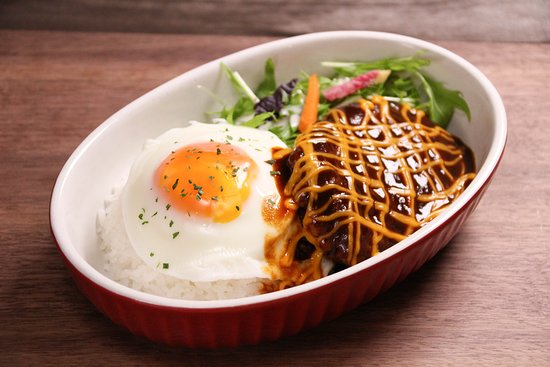 Sakura Cafe Jimbocho: Loco Moco