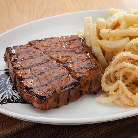Golden Eagle Spur Steak Ranch: IMG_