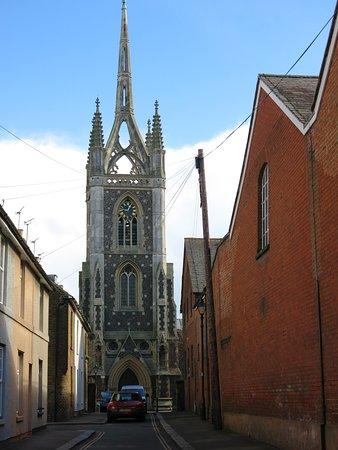 Down church street.