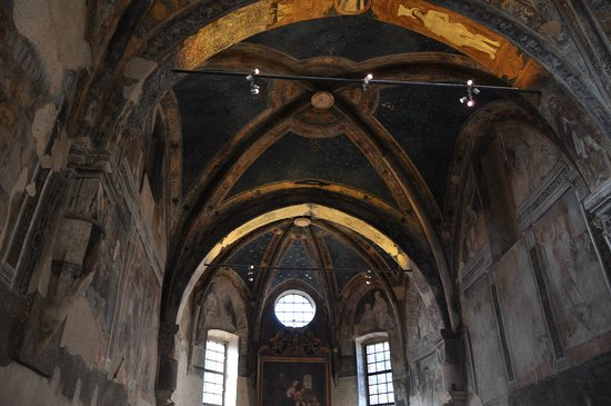 Interno della Cappella Marchionale