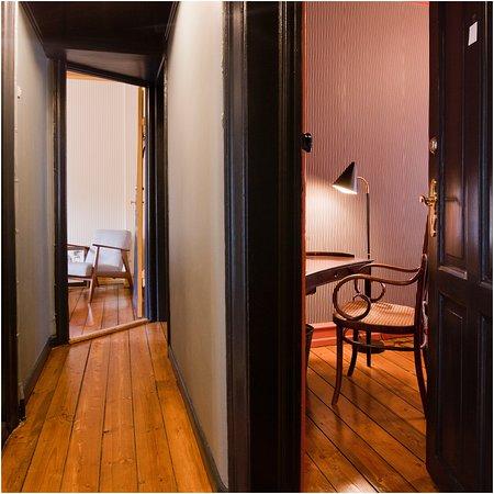 Rye115 Hotel: Hallway