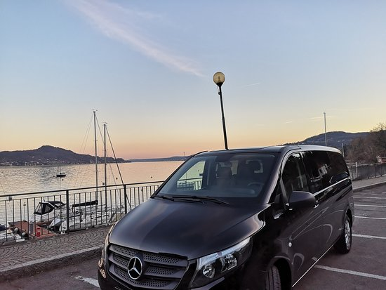 David's Private BlueTaxi - Lake Maggiore Lake Orta