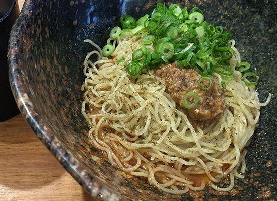 Hiroshima Brand Shop TAU: キング軒の汁なし担担麺