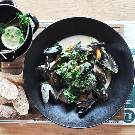 Restauracja Pino Garden: SEA&SEAFOOD