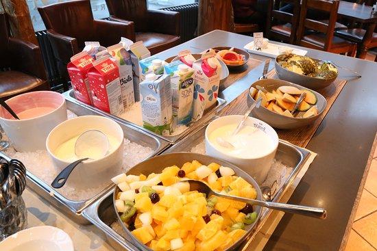 Scandic Byporten: EGON的早餐