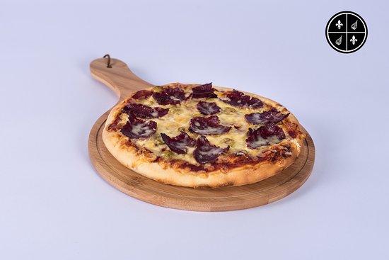 Pizza Baqueana