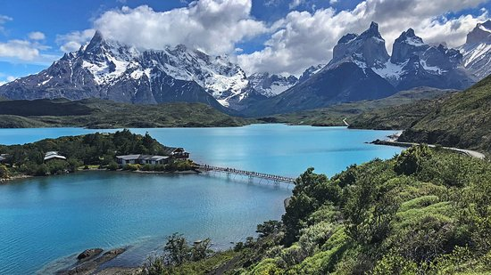 Torres del Paine National Park, Şili: Torres