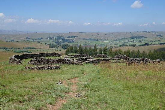 Waterval Boven, Zuid-Afrika: Stone circle near by