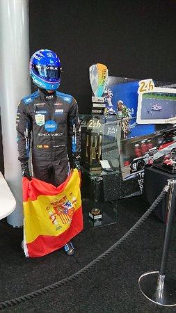 Museo Y Circuito Fernando Alonso : File minardi ps front museo fernando alonso g wikimedia