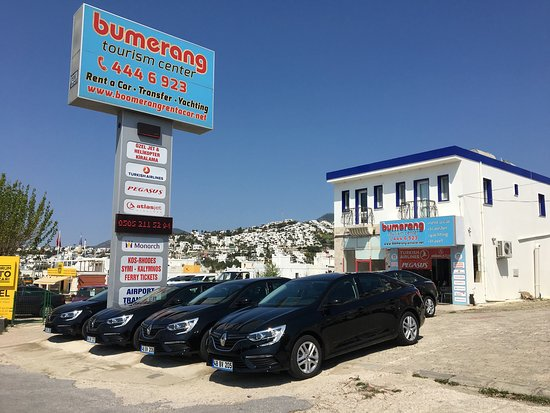 Bodrum Bumerang Rent a Car