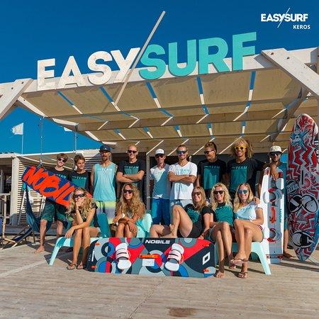 EASY SURF Keros