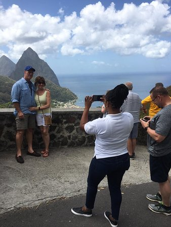 Discover Soufriere: Photo Stop