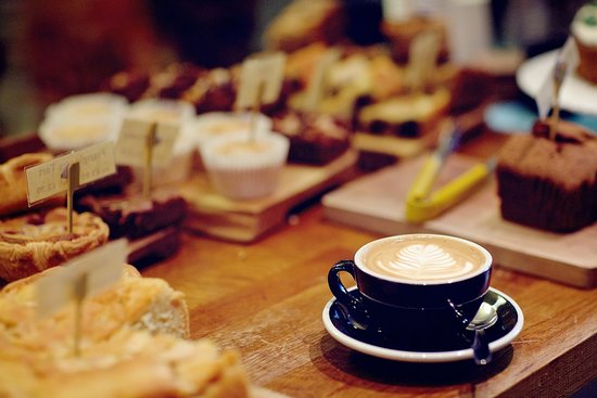 Natural Bread: Specialist coffees available to compliment our breads, sweet treats and savouries