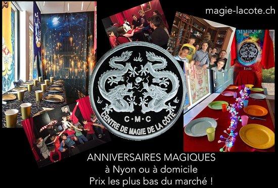 Centre de Magie de la Côte