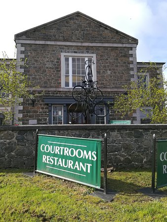 Markethill, UK: Coourt Rooms