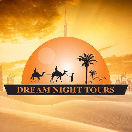 Dubái, Emiratos Árabes Unidos: Dream Night Tours Logo