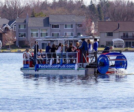 Pedal Boat Pub