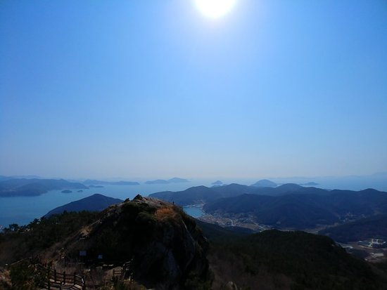 Hallyeo National Marine Park View Ropeway