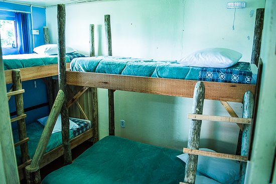 Cape Town Hostel: Quarto Waterfrint - Tipo Família -  comporta 3 a 5 pessoas confortavelmente