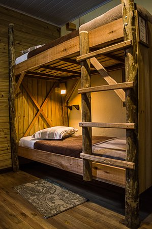 Cape Town Hostel: Quarto Coletivo Robben Island - comporta 6 pessoas confortavelmente