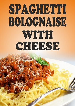 Star Nergis Cafe: Home Made Spaghetti Bolognaise with Cheese