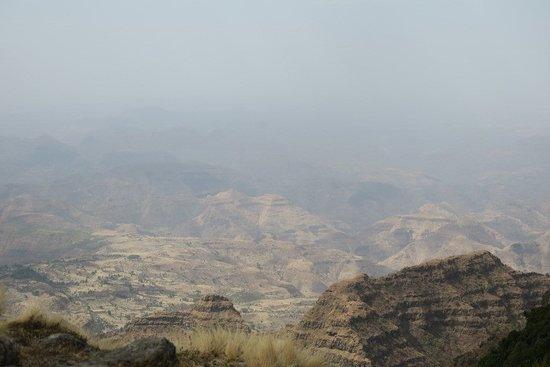 Trek Ethiopia Travel and Tours: Simien mountains trip